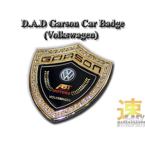 DAD Volkswagen Badge